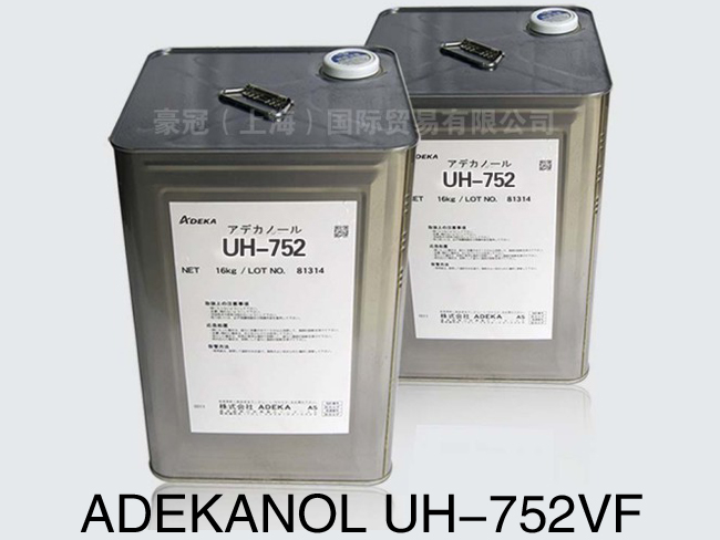 ADEKANOL UH-752ADEKANOL UH series is used as thickener for synthetic resin emulsions in a wide range of applicati