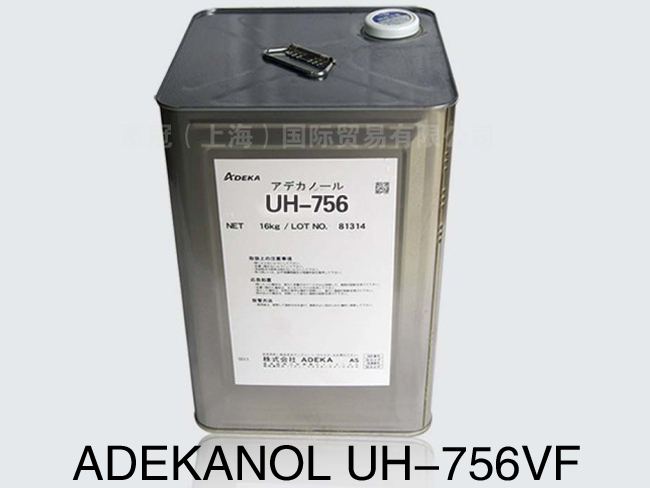 ADEKANOL UH-756VFADEKANOL UH series is used as thickener for synthetic resin emulsions in a wide range of applica